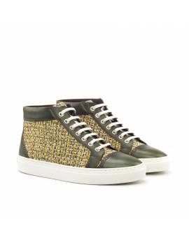 Modern Sneaker Boot